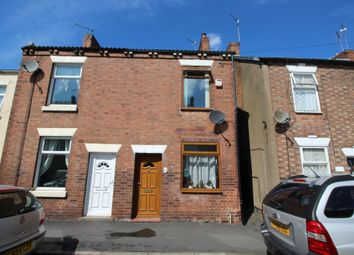 Thumbnail 2 bedroom terraced house for sale in Victoria Crescent, Burton-On-Trent