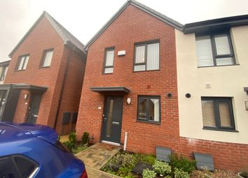 2 bed end terrace house for sale in Clos Pentre, The Quays, Barry CF62