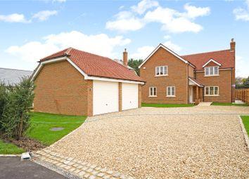 Meadow Lane, South Heath, Great Missenden, Buckinghamshire HP16. 4 bed detached house for sale