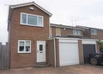 Thumbnail 3 bed semi-detached house for sale in Taunton Place, Cramlington