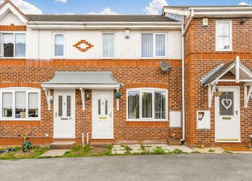 Thumbnail 2 bed terraced house for sale in Parkwood Road, Whiston, Prescot