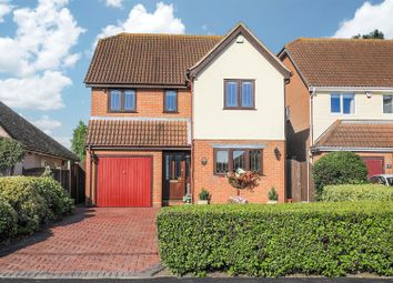 Swan Lane, Runwell, Wickford SS11. 4 bed detached house