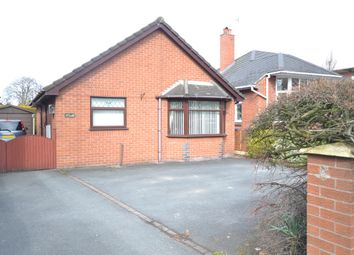 Thumbnail 2 bed detached bungalow for sale in London Road, Penkhull, Stoke-On-Trent