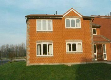 Thumbnail 1 bedroom flat to rent in Beck Road, Madeley, Crewe