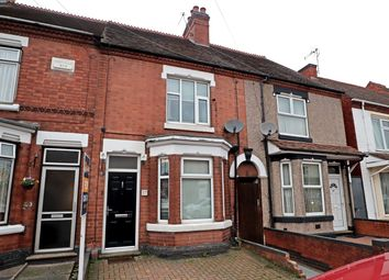 Thumbnail 3 bed terraced house for sale in Croft Road, Stockingford, Nuneaton