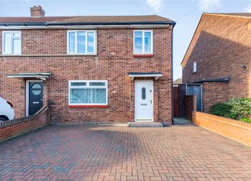 Thumbnail 3 bed end terrace house for sale in Rosewood Avenue, Hornchurch