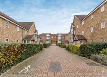 Thumbnail 2 bed flat for sale in Sandpiper Road, West Sutton