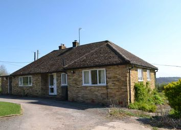 Thumbnail 2 bed detached bungalow for sale in Sprigs Holly Lane, Radnage, High Wycombe