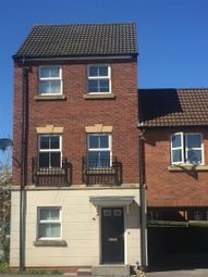 Thumbnail 3 bed town house to rent in High Hazel Drive, Mansfield Woodhouse, Mansfield