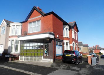 Thumbnail Retail premises for sale in Westminster Road, Blackpool