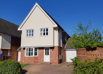 Thumbnail 4 bed detached house to rent in Haydn Jones Drive, Stapeley, Nantwich