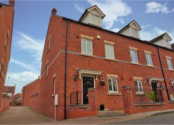 Thumbnail 3 bedroom end terrace house for sale in Pooler Close, Wellington, Telford