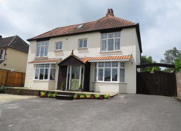 Thumbnail 4 bed detached house for sale in Sandy Lane, Fair Oak, Eastleigh