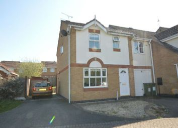 Thumbnail 3 bed semi-detached house for sale in Owen Close, Thorpe Astley, Braunstone, Leicester