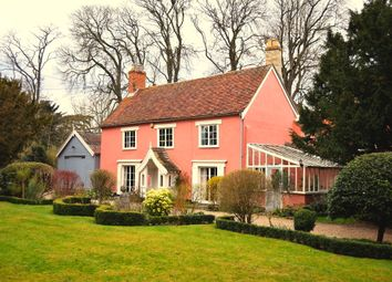 Thumbnail 5 bed detached house for sale in Freckenham, Bury St Edmunds, Suffolk