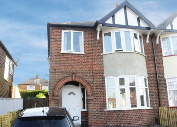 Thumbnail 3 bed semi-detached house for sale in Petworth Drive, Leicester, Leicestershire