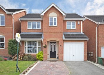 Thumbnail 4 bed detached house for sale in Oldfield Close, Ossett
