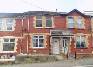 Thumbnail 2 bed terraced house for sale in The Avenue, Pontycymer, Bridgend.