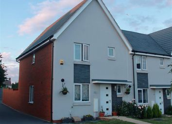Thumbnail 3 bed end terrace house to rent in Chessel Drive, Patchway, Bristol