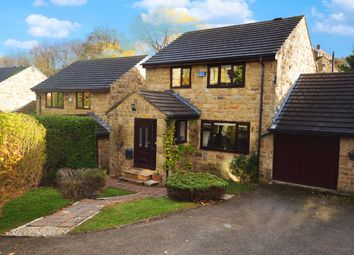 Thumbnail 3 bed link-detached house for sale in River Valley View, Denby Dale, Huddersfield, West Yorkshire