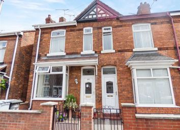 Thumbnail 2 bed end terrace house for sale in Vincent Street, Crewe