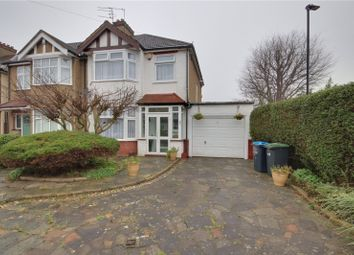 Thumbnail 3 bed end terrace house for sale in The Brackens, Enfield