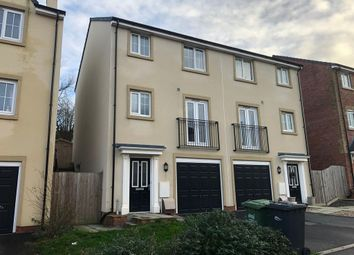 Thumbnail 3 bed semi-detached house to rent in Station Road, South Molton