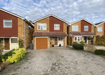 Thumbnail 3 bed detached house for sale in Glen Close, Polegate, East Sussex