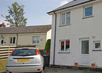 Thumbnail 3 bed semi-detached house for sale in 11A, Maes Yr Awel, Ponterwyd, Aberystwyth