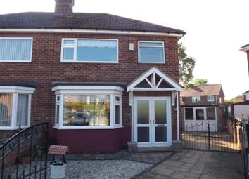 Thumbnail 3 bedroom semi-detached house for sale in Adelphi Drive, Grimsby