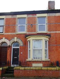 Thumbnail 4 bed terraced house for sale in Rockfield Road, Anfield, Liverpool
