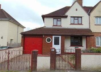 Thumbnail 3 bedroom semi-detached house for sale in Novers Lane, Knowle, Bristol