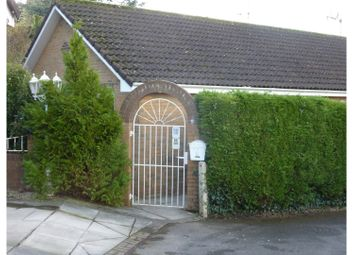 Thumbnail 3 bed detached bungalow for sale in Clevedon Lane, Clapton In Gordano