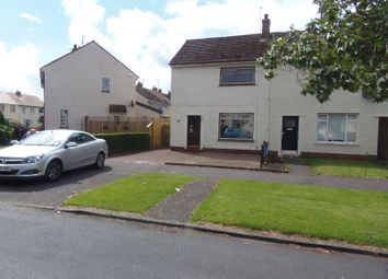 Thumbnail 2 bed semi-detached house to rent in Beech Grove, Ayr, South Ayrshire