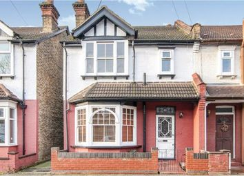 Thumbnail 3 bed terraced house for sale in Windermere Road, Croydon, Surrey