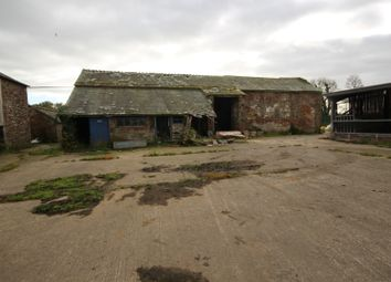 Thumbnail 1 bed barn conversion for sale in Barns At Crofton, Thursby, Carlisle