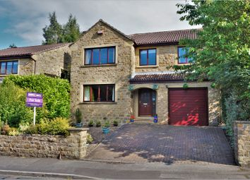 Thumbnail 4 bed detached house for sale in Nab Wood Drive, Shipley