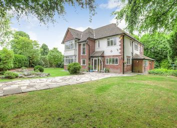 Thumbnail 4 bed detached house for sale in Highfield Parkway, Bramhall, Stockport