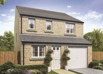 "Thumbnail 3 bedroom detached house for sale in ""The Stafford"" at Chapel Lane, Penistone, Sheffield"