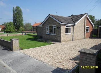 Thumbnail 2 bed bungalow to rent in Uplands, Chapel Lane, Lincoln