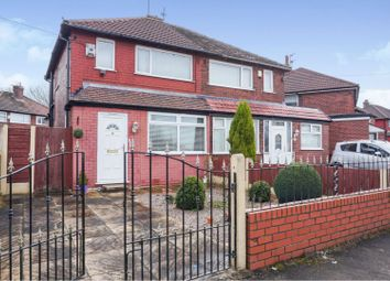2 bed semi-detached house for sale in Nelstrop Road, Manchester M19