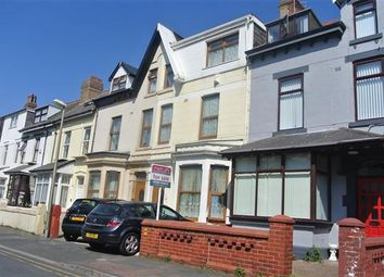Thumbnail 5 bedroom terraced house for sale in Nelson Road, Blackpool