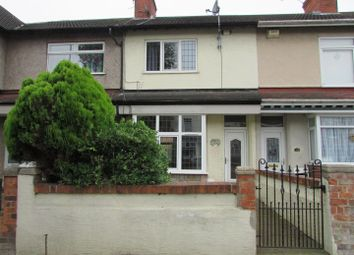 Thumbnail 3 bed terraced house to rent in Humberstone Road, Grimsby