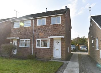Thumbnail 2 bed semi-detached house to rent in Skiddaw, York