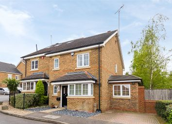 Thumbnail 3 bed semi-detached house for sale in Hoopers Mews, School Lane, Bushey