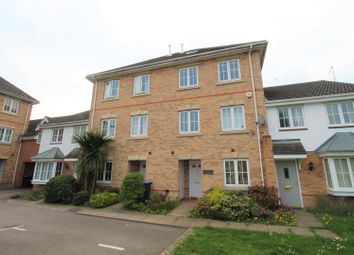 Thumbnail 4 bed town house for sale in Campion Road, Hatfield