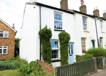 Thumbnail 2 bedroom end terrace house for sale in New Road, South Darenth, Kent
