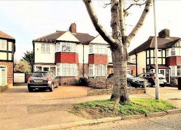 Thumbnail 3 bed semi-detached house for sale in Bargate Close, New Malden