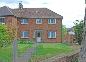 Thumbnail 3 bed semi-detached house for sale in Westfield Lane, Hitchin, Hertfordshire