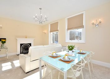 Thumbnail 2 bed flat for sale in Wetherby Mansions, London